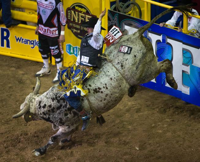 56th Wrangler National Finals Rodeo Day 6