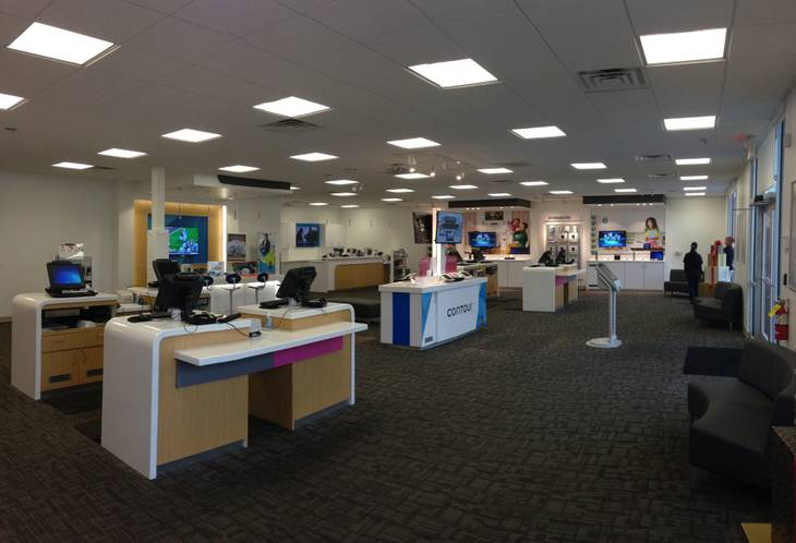 The Cox Solutions store at 545 Marks St. in Henderson.