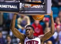 UNLV basketball falls to Utah at MGM