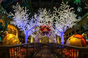 2014 Bellagio Holiday Display