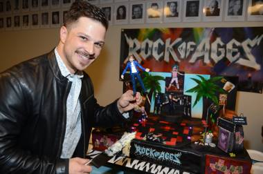 "Actor Mark Shunock, who has spent the last three years here starring in ""Rock of Ages,"" first at the Venetian before the musical's move to the Rio, has been named creative director for Intrigue, the new nightclub that opens April 28."