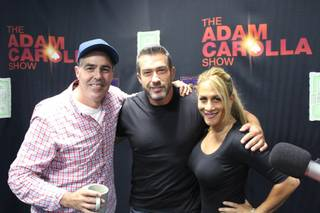 """Catch a Contractor"" stars Adam Carolla and husband-and-wife Skip and Alison Bedell on Spike TV."