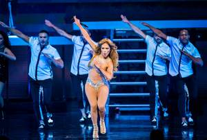 2014 NYE: Jennifer Lopez at Caesars Palace