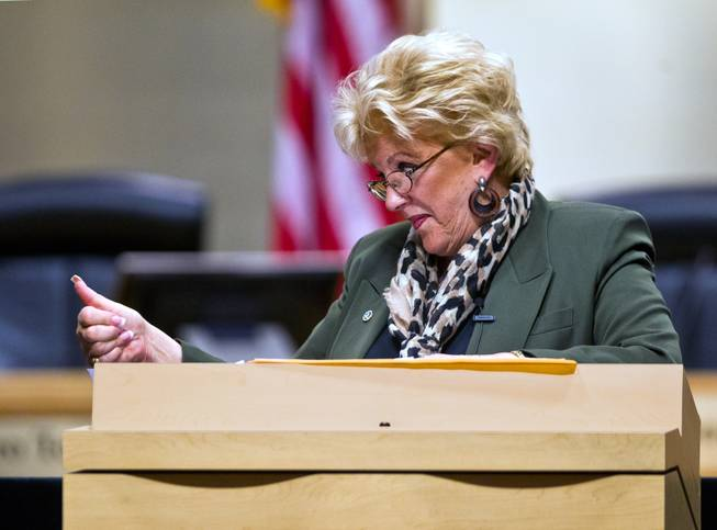 Mayor Carolyn Goodman State of the City Address