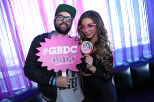 Scheana Marie Hosts at GBDC