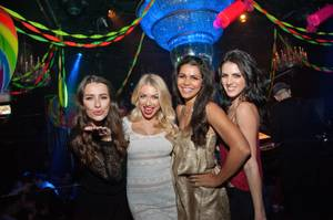 Stassi Schroeder Parties at Body English