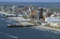 Atlantic City's casinos won more from gamblers in September than they did a year earlier. Figures released Thursday by the New Jersey Division of Gaming Enforcement show the seven casinos and online gambling outlets won $235.8 million, an increase of ...