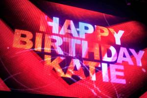 Katie Maloney 29th Birthday in Las Vegas