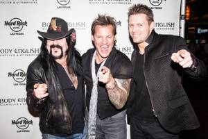 Chris Jericho Hosts at Body English