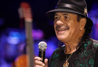 The legendary band that Carlos Santana reassembled in the studio is reuniting onstage, too. The original Santana band featuring Gregg Rollie on keyboards, Neal Schon on guitar, Michael Carabello on percussion and ...