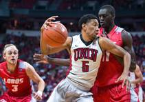 UNLV Falls to New Mexico