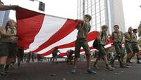 California's Supreme Court has voted to prohibit state judges from belonging to the Boy Scouts of America on grounds that the group ...