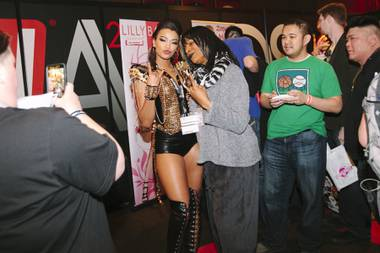The annual porn convention returned this year with more space to explore and an expanded seminar series for fans.