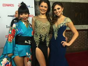 2015 AVN Awards: Red Carpet
