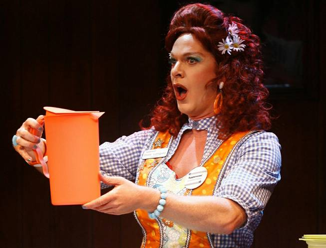 Preview: &#039;<b>Dixie&#039;s</b> Tupperware Party&#039; offers laughs, plastic storage containers <b>&#8230;</b>