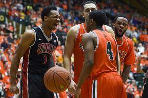 UNLV Loses at Colorado State