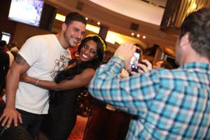 Jax Taylor Hosts at Social