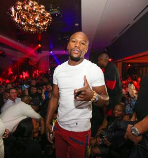 Floyd Mayweather Jr. 38th Birthday
