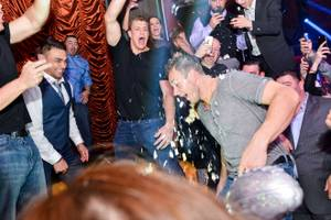 Rob Gronkowski at Surrender