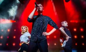 Pentatonix at the Chelsea