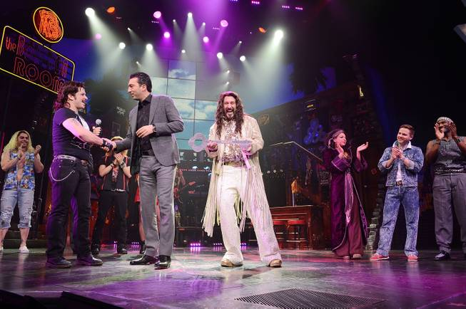 'Rock of Ages'-Joey Fatone