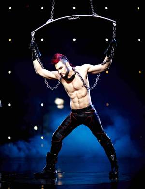 New-Look 'Zumanity'