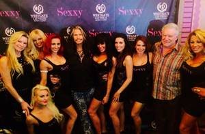 Steven Tyler at 'Sexxy'