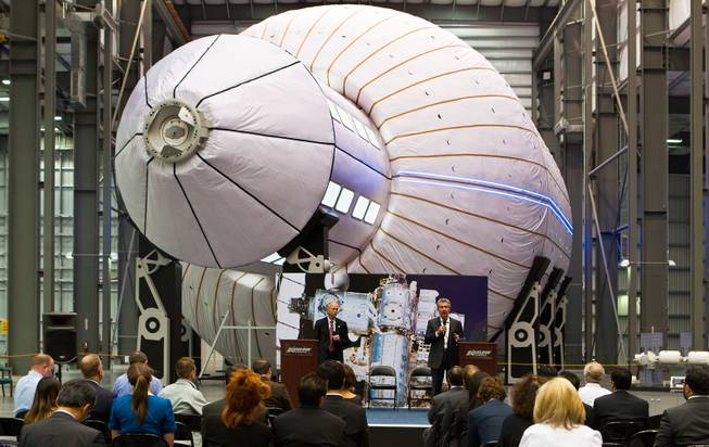 Introduction of Bigelow Expandable Activity Module
