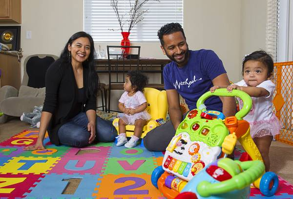 Baby, Mukhtar O.S. Mukhtar's family and career are a 2-for-1 package - Friday, March 13, 2015 | 6 p.m. - Las Vegas Sun