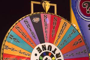 'Wheel of Fortune' Tryouts at GVR