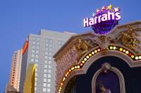 A disabled person with a history of suing businesses in Las Vegas has filed an Americans with Disability Act lawsuit against Harrah's Las Vegas. ...