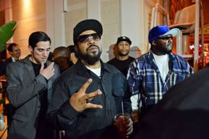 Ice Cube at Surrender