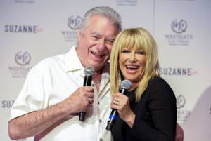 Suzanne Somers at Westgate Las Vegas