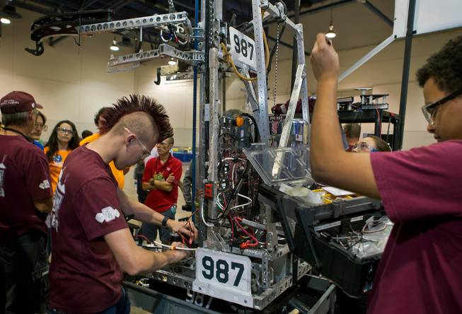 2015 FIRST Robotics Competition