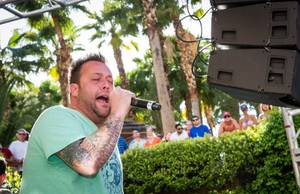 Uncle Kracker at Rehab