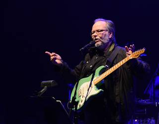 Steely Dan at Pearl at the Palms on Saturday, April 11, 2015, in Las Vegas.