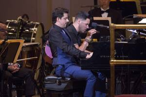 Frankie Moreno at Carnegie Hall