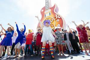 Guinness World Record for Largest Stage Drag Show