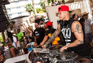 4/12/15: DJ Pauly D at Rehab