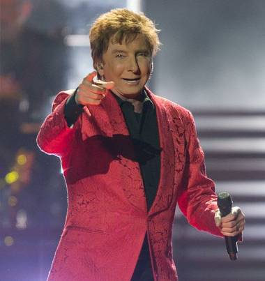 Manilow is expected to return to the stage on June 21.