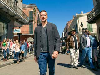 """Time Traveling With Brian Unger"" on the Travel Channel."