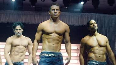 "Primarily naked, dancing men are to descend on the Hard Rock Hotel. ""Magic Mike Live,"" starring Channing Tatum of the movie of the same name, is set to open at the hotel in March. ..."
