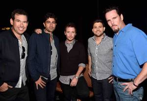 2015 CinemaCon Day 2: Celebs