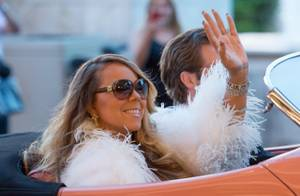 Mariah Carey Arrival at Caesars