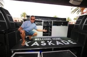 Kaskade at Encore Beach Club