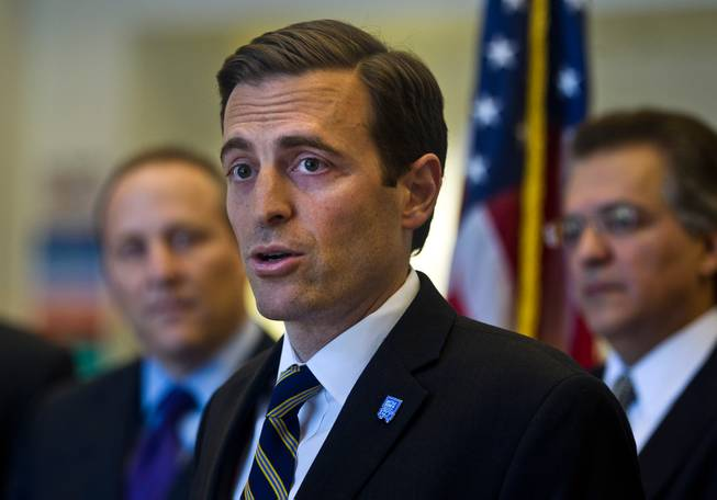 Laxalt Prosecution of Brian Micon Filed