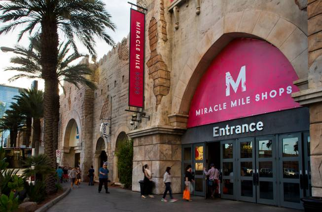 Fashion Show and Miracle Mile Changes