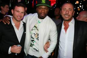 Fight Weekend: 50 Cent at Drai's