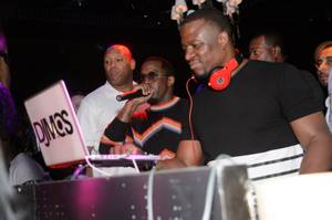 Fight Weekend: P. Diddy at Lavo, Mark Ronson at Marquee