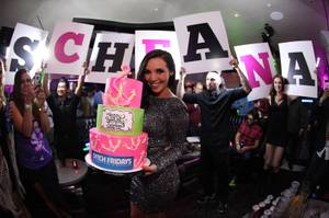 Scheana Shay 30th Birthday at Palms